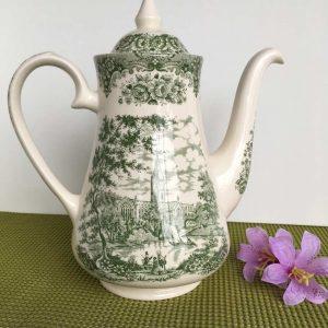 Cafetière Porcelaine - England