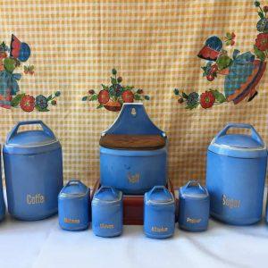 Pots bleus Czechoslovakia