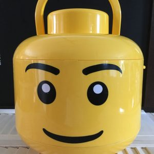 Boîte rangement et tri LEGO Forme Tête